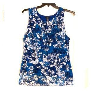 Alfani sleeveless blouse